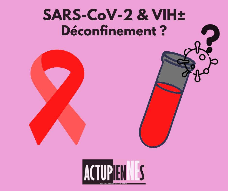 Déconfinement, pas sans les séropos ni sans les séronegs